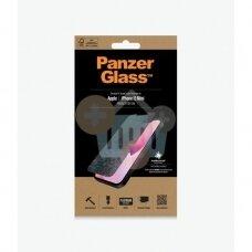 Apsauginis stiklas Apple iPhone 13 mini (Juodas ) PanzerGlass Premium +++ TOP Privatumas