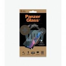 Apsauginis stiklas Apple iPhone 13/13 Pro (Juodas ) PanzerGlass Premium +++ TOP Privatumas