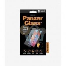 Apsauginis stiklas Samsung Galaxy A41 (Juodas) PanzerGlass Premium +++ TOP Saugumas