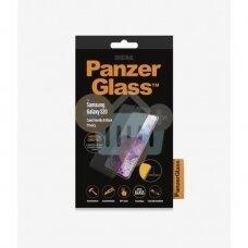 Apsauginis stiklas Samsung Galaxy S20 (Juodas) PanzerGlass Premium +++ TOP Privatumas