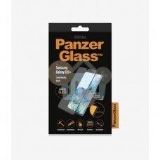 Apsauginis stiklas Samsung Galaxy S20+ (Juodas) PanzerGlass Premium +++ TOP Saugumas