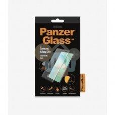 Apsauginis stiklas Samsung Galaxy S20 Plus (Juodas) PanzerGlass Premium +++ TOP Saugumas
