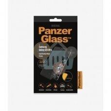 Apsauginis stiklas Samsung Galaxy S20 Ultra (Juodas) PanzerGlass Premium +++ TOP Privatumas