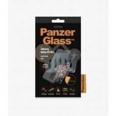 Apsauginis stiklas Samsung Galaxy S20 Ultra (Juodas) PanzerGlass Premium +++ TOP Saugumas