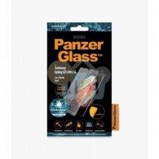 Apsauginis stiklas Samsung Galaxy S21 Ultra (Juodas) PanzerGlass Premium +++ TOP Saugumas