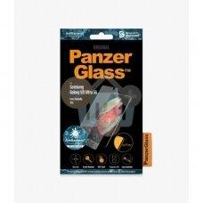 Apsauginis stiklas Samsung Galaxy S21 Ultra (Skaidrus) PanzerGlass Premium +++ TOP Saugumas