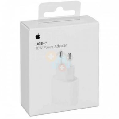 Apple USB-C 18W kroviklis +++ TOP Kokybė 3