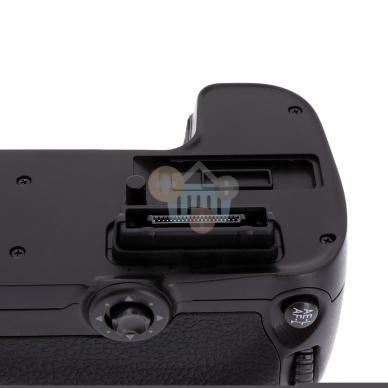 Baterijų laikiklis Nikon MB-D11 4