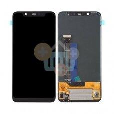 Ekranas Xiaomi Mi 8 Pro (juodas) originalus +++ TOP Kokybė