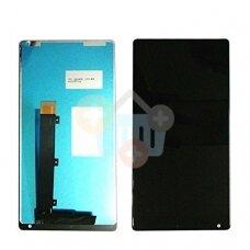 Ekranas Xiaomi Mi mix (juodas) originalus +++ TOP Kokybė