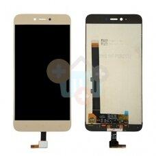Ekranas Xiaomi Redmi Note 5 (auksinis) originalus +++ TOP Kokybė