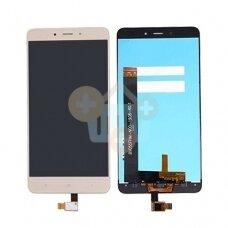 Ekranas Xiaomi Redmi note4 (auksinis) originalus +++ TOP Kokybė