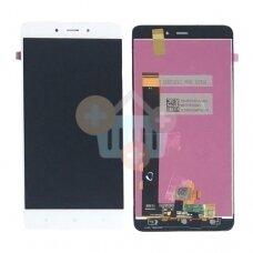 Ekranas Xiaomi Redmi note4 (baltas) originalus +++ TOP Kokybė