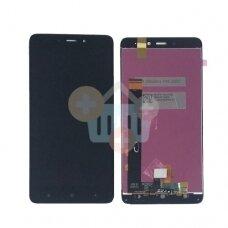 Ekranas Xiaomi Redmi note4 (juodas) originalus +++ TOP Kokybė