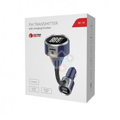 FM moduliatorius Extra Digital BC18 +++ TOP Komfortas