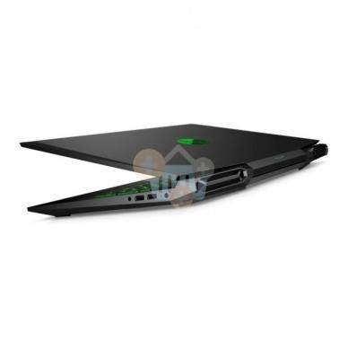 "Nešiojamas kompiuteris HP Pavilion Gaming 15-DK0010NA +++ TOP Galia / Intel i5-9300H , 8 GB RAM, 256 GB SSD, 15.6"" FHD IPS , GeForce GTX 1650 4 GB 4"