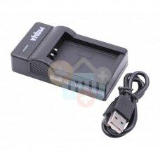 Įkroviklis akumuliatoriams Canon LP-E12, micro USB