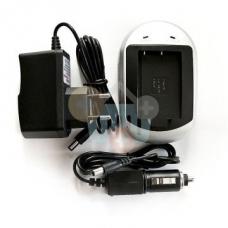 Įkroviklis akumuliatoriams Samsung SB-L110, SB-L220, SB-L160, SB-L320, SB-L480