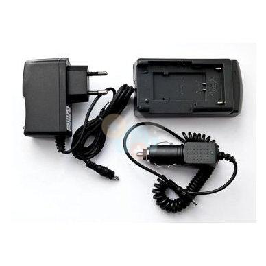 Įkroviklis akumuliatoriams Canon LP-E5, BP-808, BP-809, BP-819, BP-827