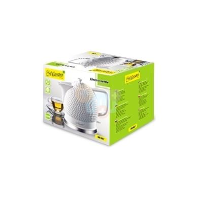 Keramikinis elektrinis virdulys MAESTRO MR067 1.5l Baltas 2