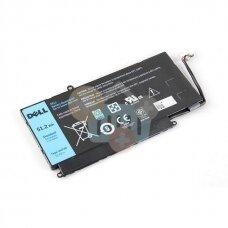 Nešiojamo kompiuterio baterija DELL DXR10, 51.2Wh +++ TOP Saugumas