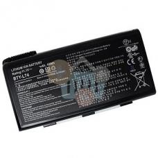 Nešiojamo kompiuterio baterija MSI BTY-L75, 5200mAh