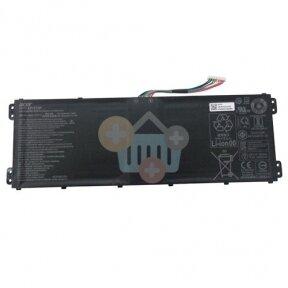 Nešiojamo kompiuterio baterija Acer KT.00405.007, 71.7Wh  +++ TOP Saugumas
