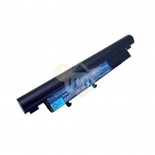 Nešiojamo kompiuterio baterija ACER AS09D31, 6600mAh
