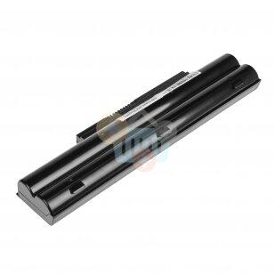 Nešiojamo kompiuterio baterija FUJITSU FMVNBP213 , 4400mAh +++ TOP Balansas