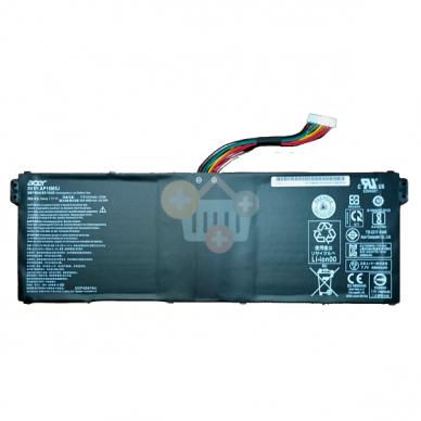 Nešiojamo kompiuterio baterija ACER KT.00205.007, 37Wh +++ TOP Saugumas