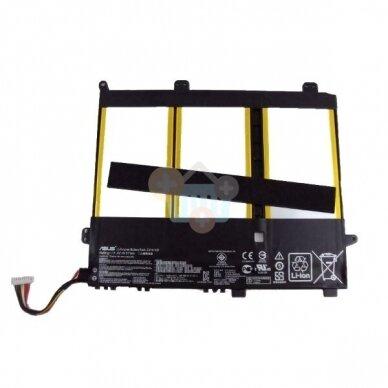 Nešiojamo kompiuterio baterija ASUS C31N1431, 57Wh +++ TOP Saugumas