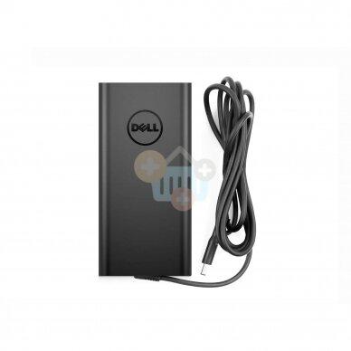 Nešiojamo kompiuterio įkroviklis DELL 130W 19.5V SLIM ( HA130PM130) +++ TOP Kokybė 2