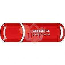 USB raktas Adata 32 GB, USB 3.2 UV150 Raudonas +++ TOP balansas