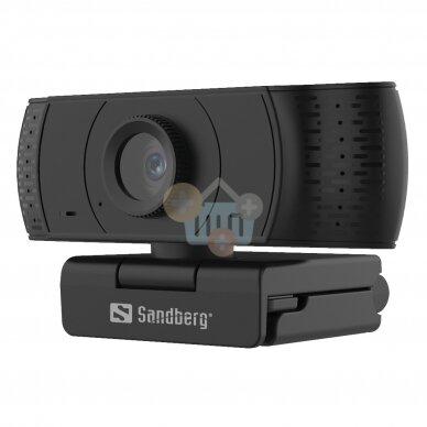 WEB kamera Sandberg USB Office 1080P HD +++ TOP Balansas 2