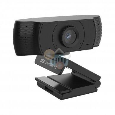 WEB kamera Sandberg USB Office 1080P FULL HD +++ TOP Balansas 3