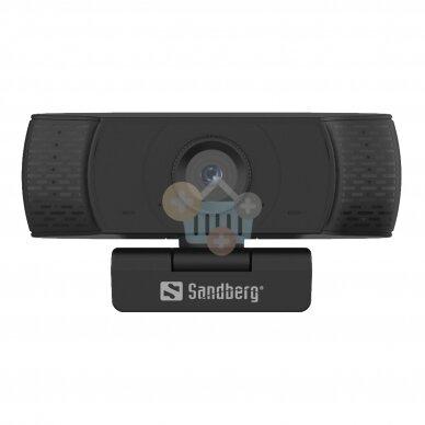 WEB kamera Sandberg USB Office 1080P HD +++ TOP Balansas
